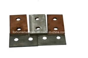 Explosive Welding Bimetal Copper/Aluminum Busbar / Conductive Plate pictures & photos