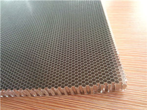 Aluminum Honeycomb Core for Building Materials Door Insulation pictures & photos