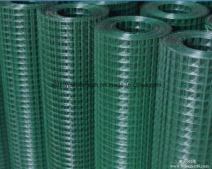 PVC Coated Electro Galvanized Garden Fence pictures & photos