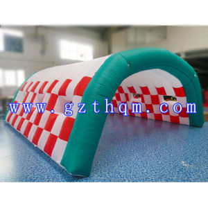 Oxford Fabric Outdoor Party Inflatable Tent/Inflatable Tent Used for Travel pictures & photos