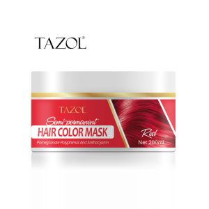 Semi Permenent Hair Mask Hair Color Cosmetic Hair Care pictures & photos