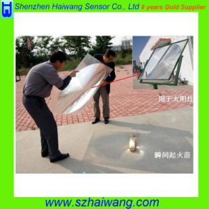 Cylindrical Fresnel Lens for Solar Concentrator pictures & photos