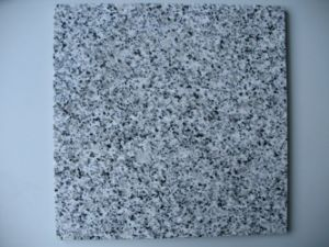 Polished G640 Granite Stone Tile for Kitchen, Flooring, Paving pictures & photos