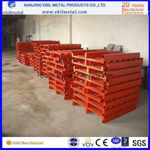 Steel Pallet with Ce Certificate for Warehouse (EBILMETAL-SP) pictures & photos