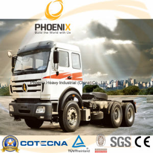 Professional Supply 420HP/380HP Beiben Powerstar Tractor Truck Ng80 6X4 North Benz with Mercedes Benz Technology Competitive to Scaina Truck pictures & photos