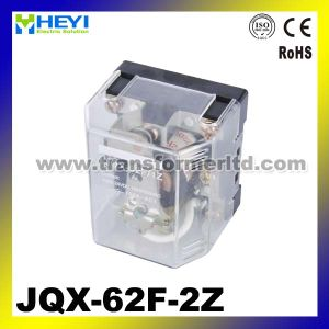 Relay Manufacturer 100 AMP Power Relay Jqx-62f-2z pictures & photos