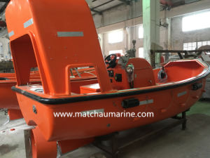 C Type Davit and 4.3m Fibreglass Fast Rescue Boat pictures & photos