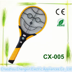 Best Sales Powerful Mosquito Swatter Fly Killing Bat Insect Racket with LED Light pictures & photos