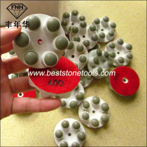 Cr-21 Stone Concrete Diamond Floor Pad (50mm) pictures & photos