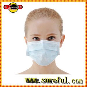 3ply Disposable Face Mask Non Woven Face Mask Ear Loop Face Mask pictures & photos