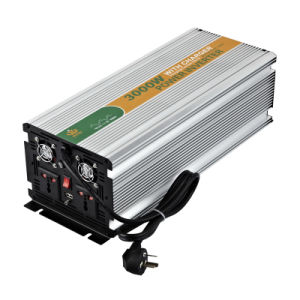 Solar Power Inverter 12V 3kw pictures & photos