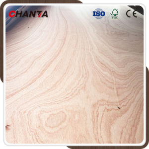 Good Quality Best Price Brown Sapele Veneer From Chanta Group pictures & photos