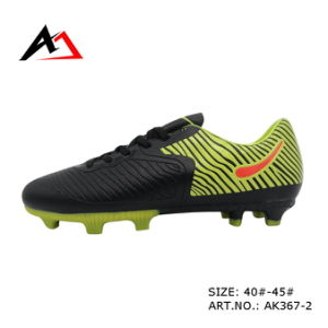 Soccer Sports Shoes Outdoor Football Boots for Men (AK368-2) pictures & photos