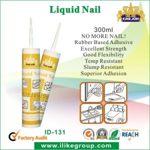 Neutral Fast Dry Silicone Sealants pictures & photos