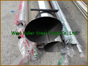 Hot Rolled SUS 202 Stainless Steel Pipe/Tube Mirror pictures & photos