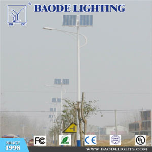 9m 40W Solar LED Street Lamp with Coc Certificate pictures & photos