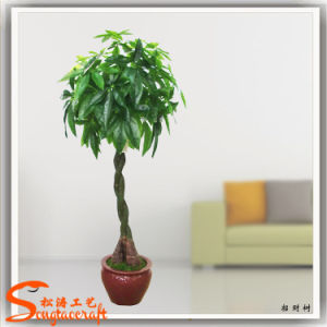 Guangzhou Supplier Fake Plastic Artificial Bonsai Tree pictures & photos