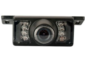 IR Day Night Vision Car Short License Plate Backup Camera pictures & photos