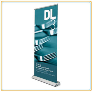 Aluminum Roll up Banner Display for Promotional Campaign pictures & photos