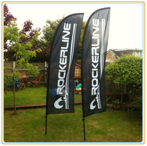 Feather Banner / Beach Flag (5.5m) pictures & photos