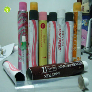 Cosmetic Packaging Tubes Ointment Tubes Aluminum Tubes pictures & photos