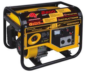 2200 Watt AVR Portable Emergency Gasoline Power Generator