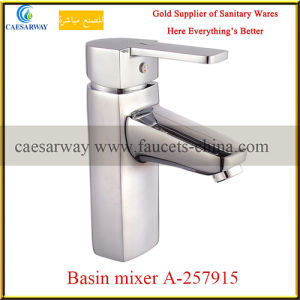 Factory Supply Brass Bathroom Basin Faucet pictures & photos