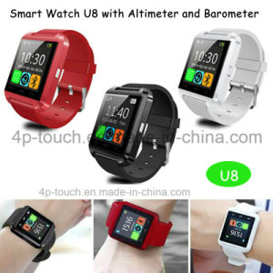 Cheapest Bluetooth Smart Watch for Android&Ios Mobile Phone U8 pictures & photos