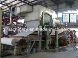 5 Tpd Toilet Paper Machine Tissue Machine 3 - 5 T/D pictures & photos