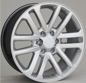 F9827 Stock Available Car Alloy Wheel Rims for Toyota Fortuner pictures & photos