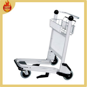 Aluminium Alloy All Types Luggage Cart for Hotel pictures & photos