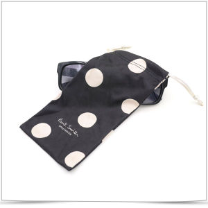 Promotional Digital Transfer Printing Microfiber Pouch for Sunglasses pictures & photos