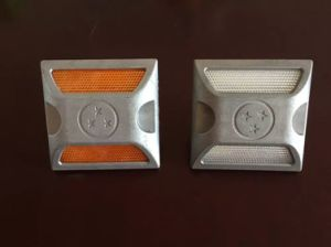 Traffic Reflective Aluminum Road Stud Marker pictures & photos