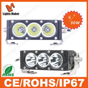 F1 LED Straight Light 30W Made in China