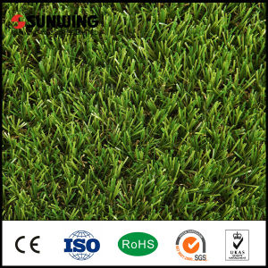 Garden Decoration Green Natural Synthetic Turf Used with Competive Price