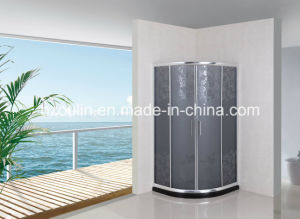 China Simple Shower Enclosure Door (AS-911 without tray) pictures & photos