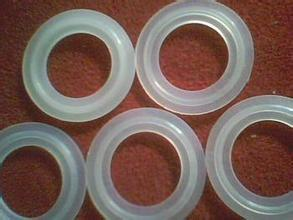 Stainless Steel Ferrule Silicon Gasket O Ring pictures & photos
