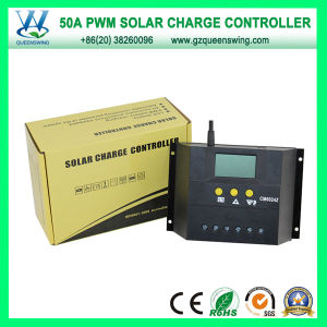 48V 50A Solar Charge Controller with LCD Screen (QWP-4850RSL) pictures & photos