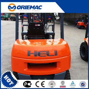 New Heli 3 Ton Hydraulic Diesel Forklift Truck (CPCD30) pictures & photos