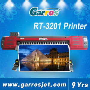 Garros Wide Format 3.2m Eco Solvent Vinyl Printing Machine pictures & photos