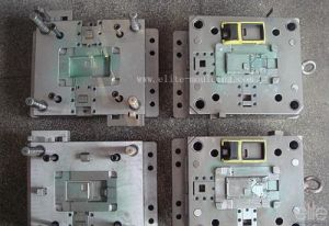 Plastic Injection Mould for Mobile Phone Spare Parts