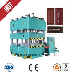 Hydraulic Press Machine for Door Skin and Door Embossing Machine pictures & photos