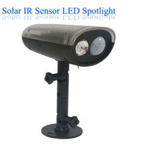 Solar LED Light for Garden with Lithium Battery pictures & photos