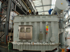 Electric Arc Furnace Transformer /Power Supply Transformer Power Distribution Transmission pictures & photos