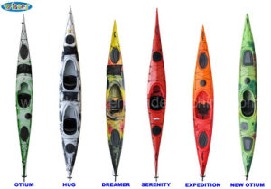 Wholesale Sit in Sea Kayak From Winner pictures & photos