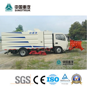 China Best Road Sweeper Truck of Sinotruk pictures & photos
