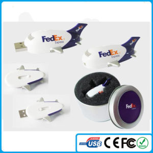 2016 China USB Factory Custom Aircraft/Airplane/Airship PVC USB for Promotion Gift