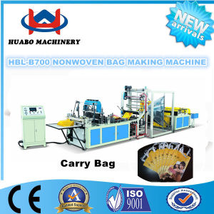 Nonwoven Fabric T Shirt Bag Forming Machine pictures & photos