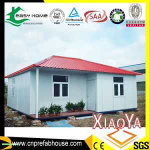 Simple Prefabricated House for Living pictures & photos