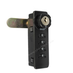 4 Dial Cabinet Door Cam Locks with Maser Key (MB4211) pictures & photos